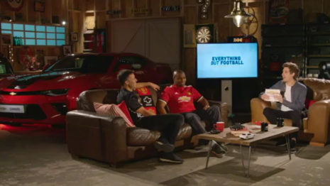 The Everything But Football Football Show